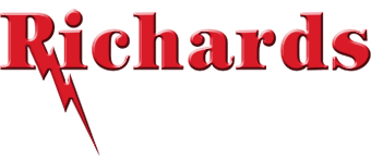 Richards Electric Motor Company Logo