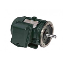 0014SDSR42A-P 1HP Three Phase Motor